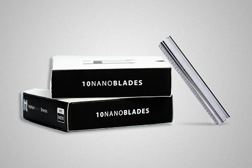 HHRAZN Hanzo Nano Razor Refill Blades