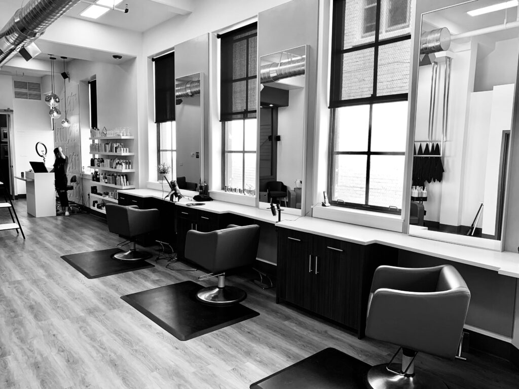 Salon shop